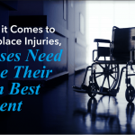 when it comes to workplace injuries, nurses need to be their own best patient